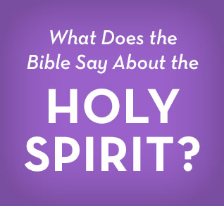 What Does the Bible Say About the Holy Spirit? logo